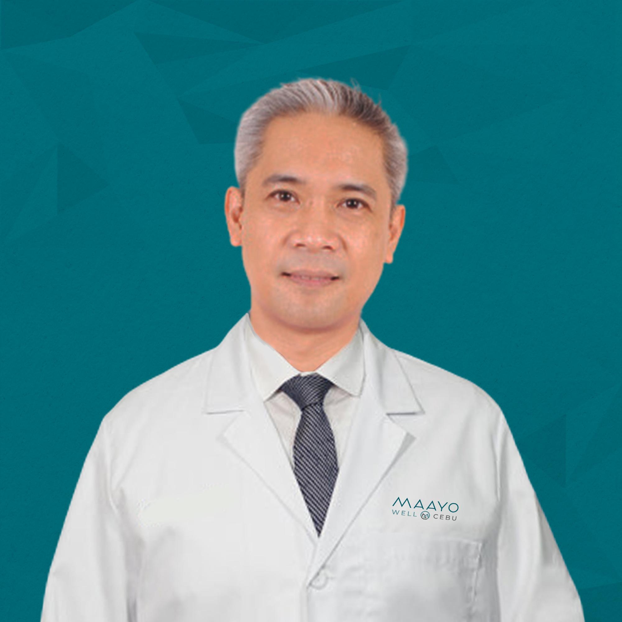DR. ARANAS. JOHN CLIFFORD