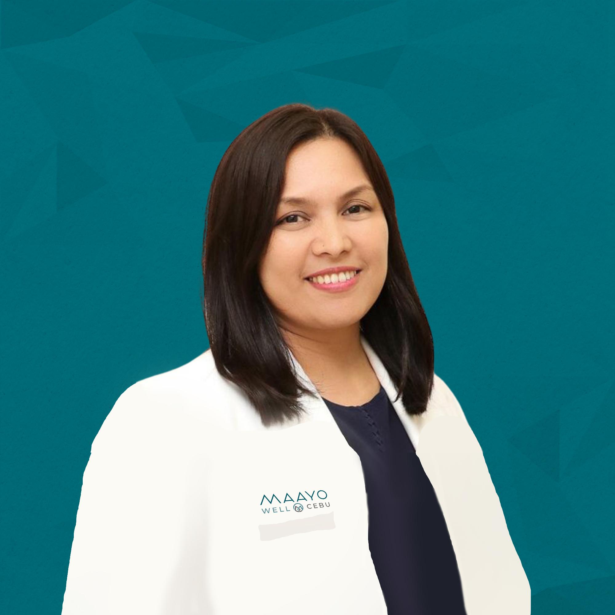 DR. ARONG, MARJORIE CHRIS