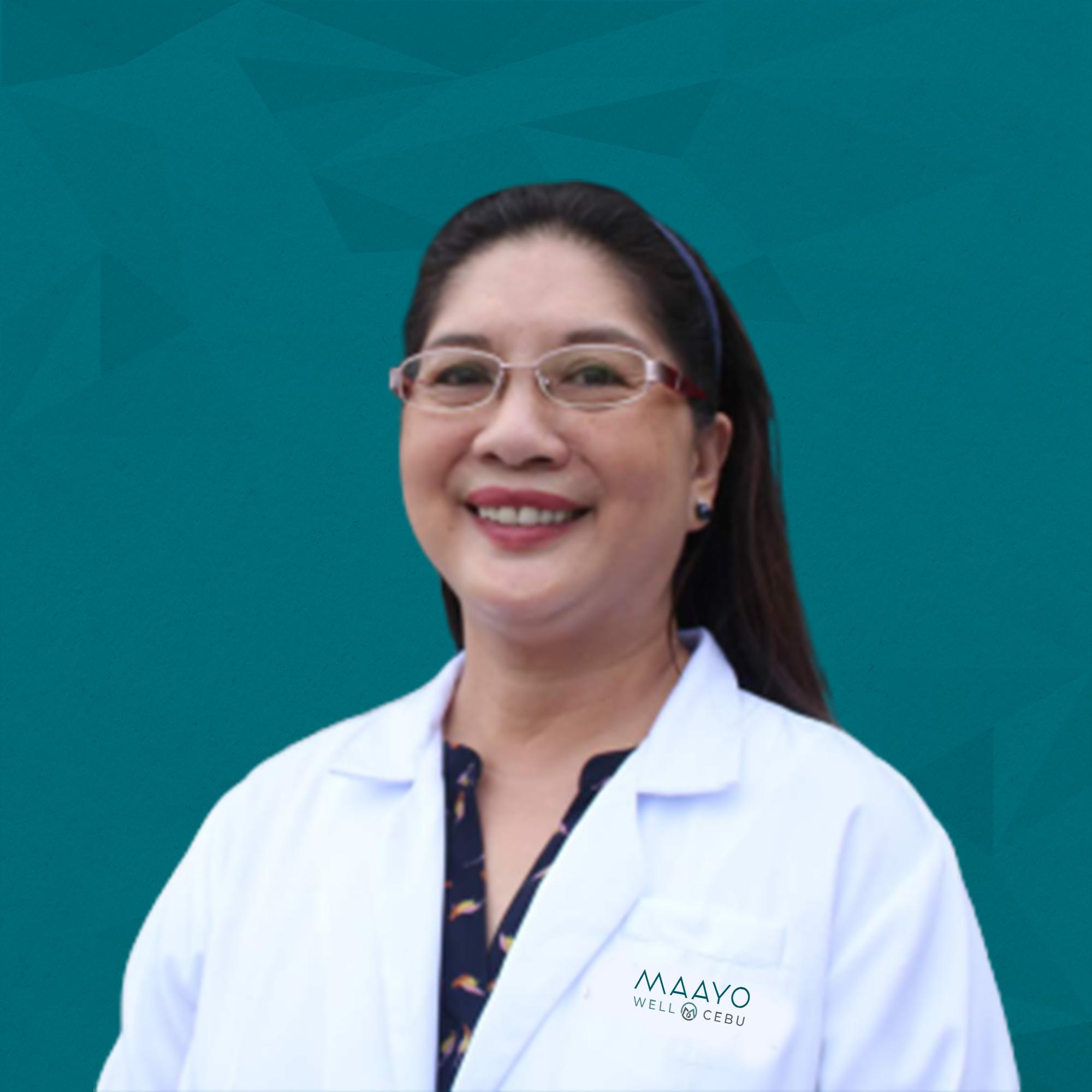 DR. CINCO, NARCISA CRISTINA