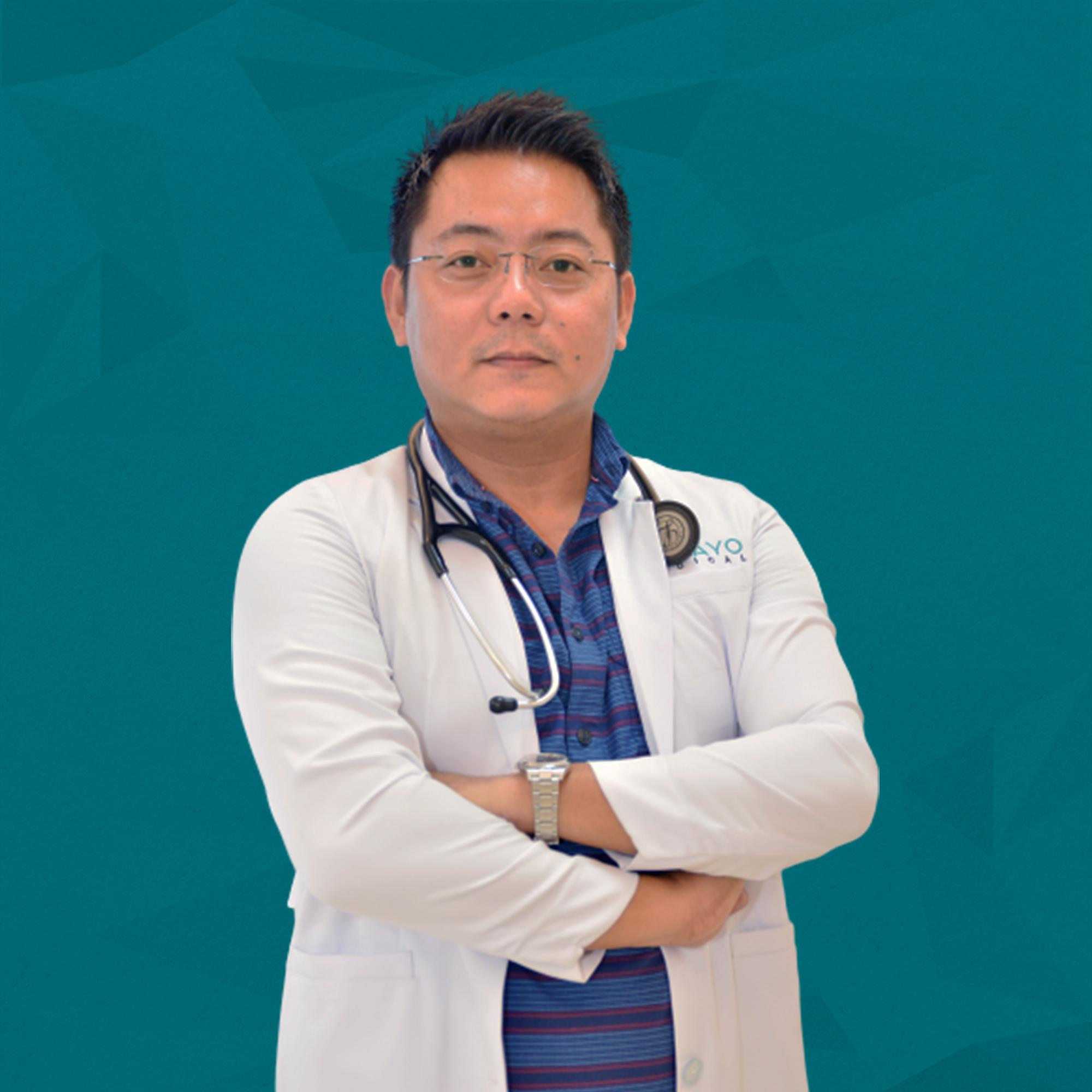 DR. ROA JR., NELLO BAYANI IV