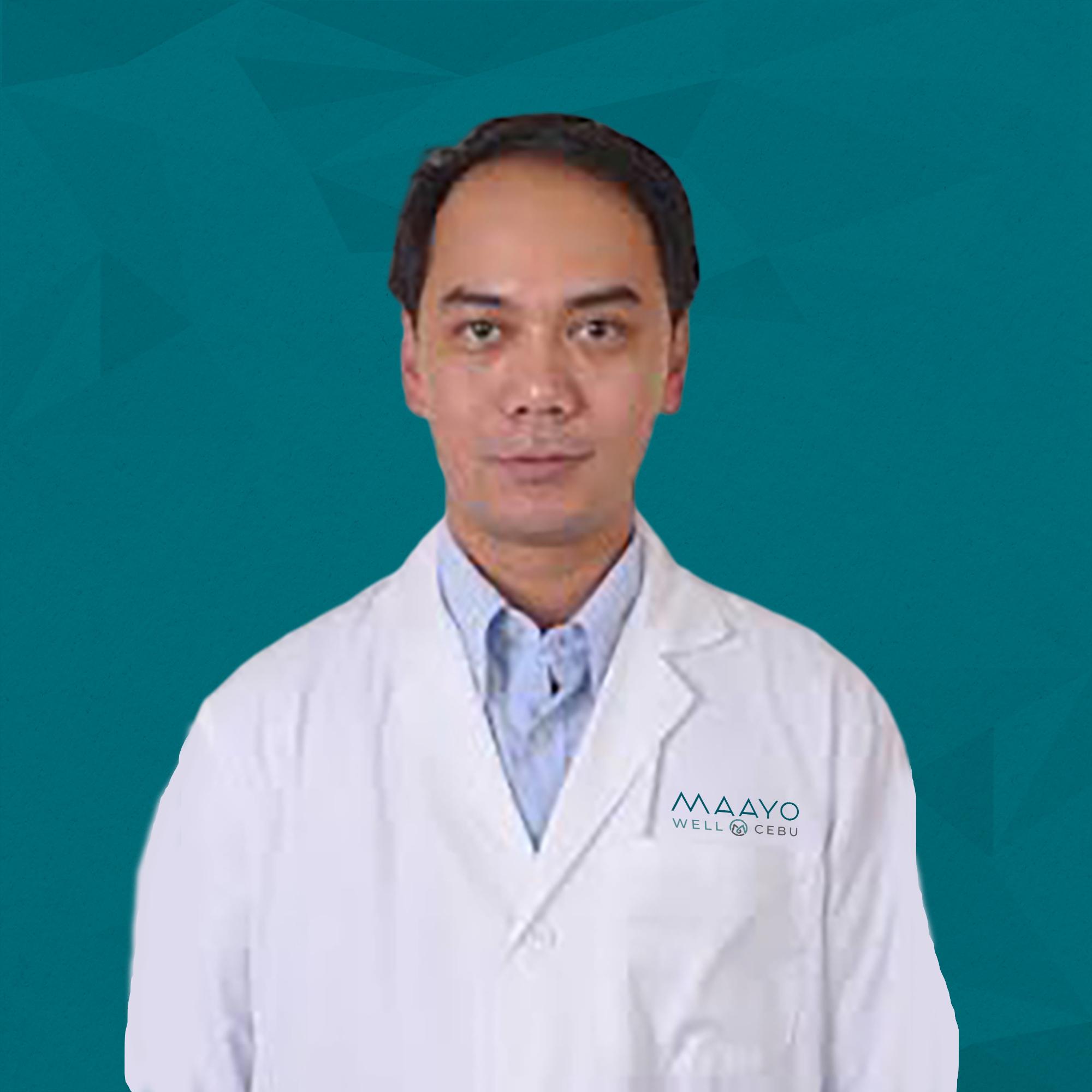 Dr. Mejia, Albert