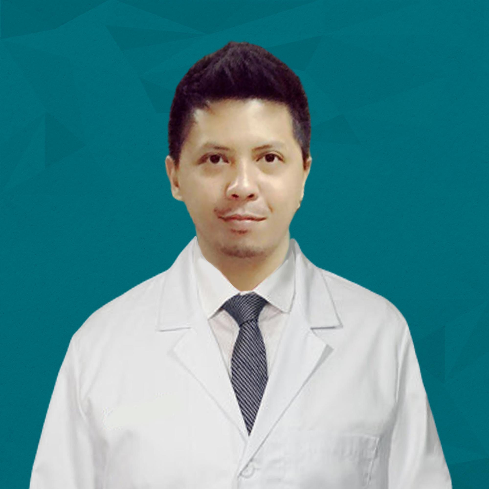 Dr. Miñoza, Ramon Anthony