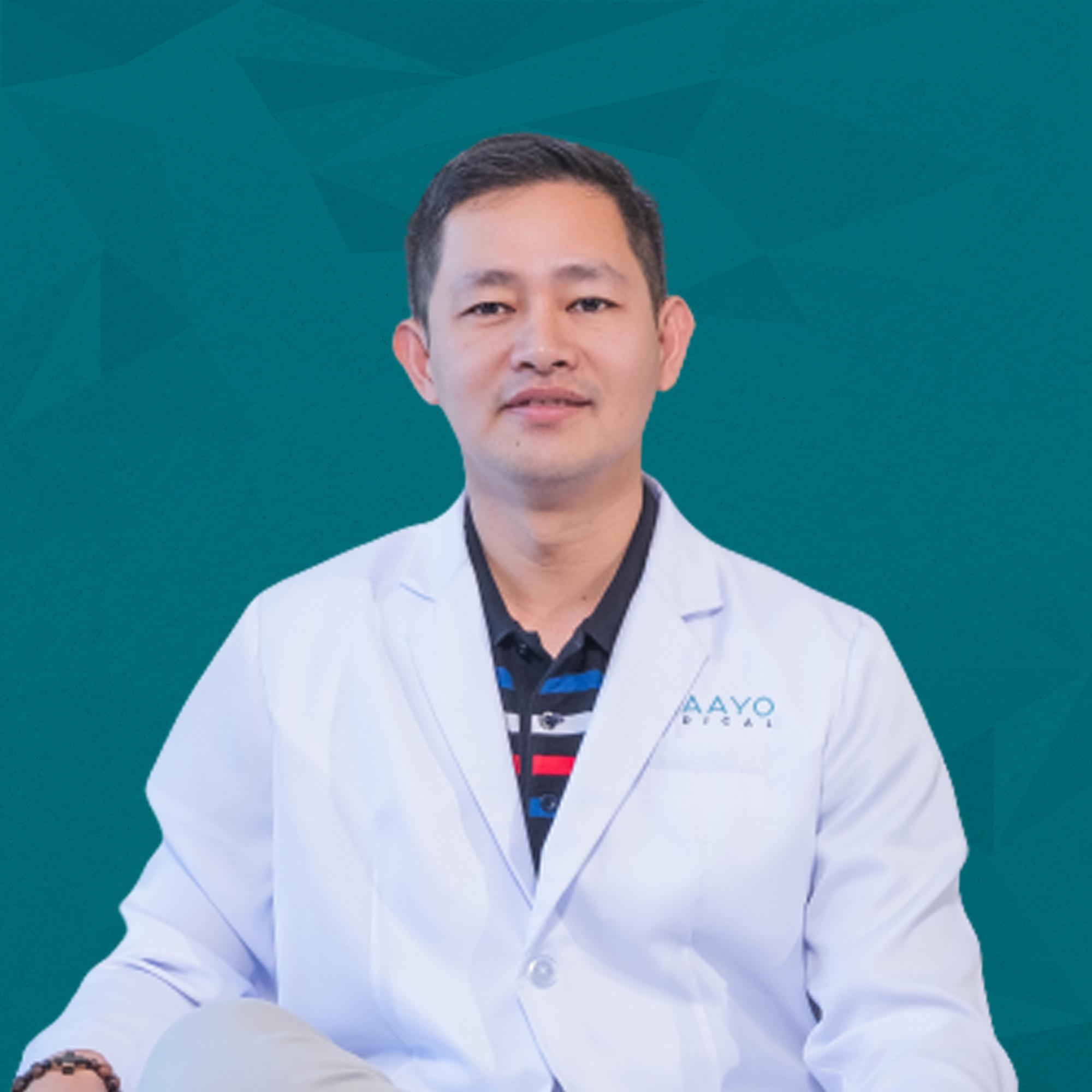 Dr. Sia, Jason